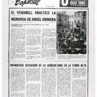 El Vendrell enaltece la memoria de Ángel Guimerá