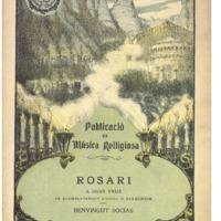 Rosari : a dues veus ab acompanyament d&#039;orga o harmonium<br /><br />
