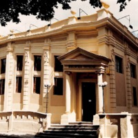 [Fotografia exterior de la Biblioteca Popular del Vendrell]<br /><br />