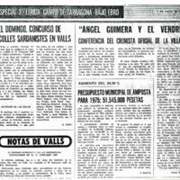 """""""Ángel Guimerá y El Vendrell"""" : conferencia del cronista oficial de la villa"""
