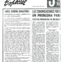 """""""Àngel Guimerà, dramaturg"""" : conferencia de Xavier Fàbregas en la """"Lira Vendrellenca"""""""