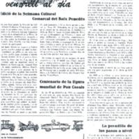 """Conferencia sobre """"Angel Guimerá y el Vendrell"""" en la Lira"""