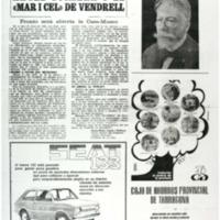 Ángel Guimerá y el &quot;Mar i cel&quot; del Vendrell<br /><br />